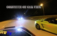 2015 Chevy Corvette Stingray vs Lamborghini Gallardo in a STREET RACE whos is your money on??
