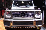 2015 Mercedes-Benz G-Class G65 AMG – Exterior and Interior Walkaround   2015 New York Auto Show