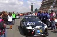 24h Rennen 2010 – Startaufstellung – Gridgirls & Racecars – Nürburgring