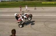 402 Street race (Varaždin 01.07.2012) – QUAD SHOW