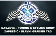 5.10.2013 / TUNING & STYLING SHOW @ ZAPREŠIĆ / (najava @ Radio Zaprešić)
