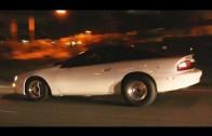 $8,000 Street Race! Turbo LSX Datsun vs Supercharged Camaro