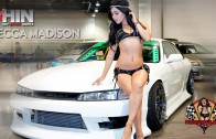 Hot Import Nights Dancer Mecca Madison Video Photoshoot