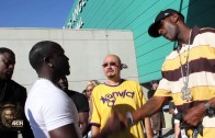 AKON,RED CAFE,FRENCH MONTANA,JOE BEAST DUB SHOW 2012