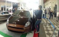 APA Rimini 2014 My Special Car Show wrapping