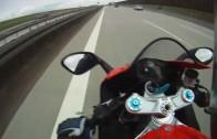 Aprilia RSV4 Factory – street racing!
