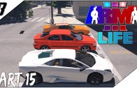 ARMA 3 Life – Part 15 – Lamborghini Street Race!