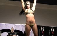 Ashley Harris @ Motion Super Show 2011 Bikini Contest