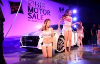 Aunch+JamZ+Rung+Ellfie Sexy Car Wash@Big Motor Sale 2015