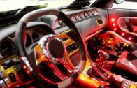 Auto elaborata al Tuning Show 2013 – Video