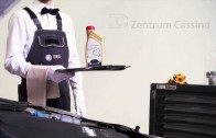 Auto Zentrum Cassino tratta la tua auto con i guanti bianchi.
