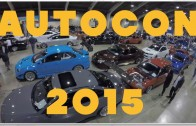 AUTOCON 2015 and Back Pains!