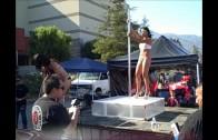 AUTOCON LOS ANGELES 2012 SEXY DANCERS!