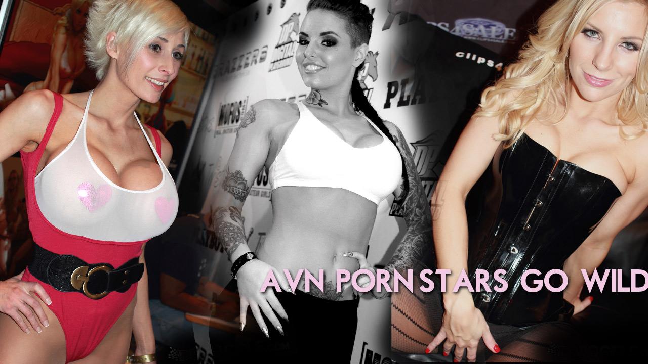 AVN Gone Wild Part One