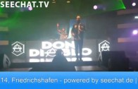 BEST OF IBIZA Vol. XII mit DON DIABLO – Tuning World Bodensee: Friedrichshafen, 03.05.2014