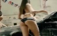 Best Sexy Car Wash TV Ad Ever Funny Banned Commercials 2014