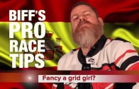 Biff's Pro Race Tips – Grid Girls