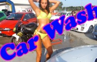 Bike & Car Wash Dance Music 2014 – Bikini Hot Girl Auto Show Video