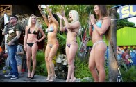 Bikini Contest 2015 at Gilligan's Island Bar Siesta Key Sarasota in 4k UHD