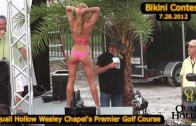 Bikini Contest at Quail Hollow Wesley Chapel's Premier Golf Course 2012 7 25