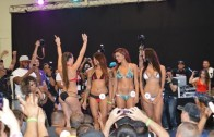 Bikini Contest Philadelphia Car Show 2015 USA awesome