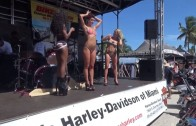 Bikini Contest Pt. 3-The Finals-SOUTH FLORIDA BIKES ON THE BEACH CUSTOM BIKE SHOW AND FESTIVAL