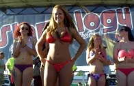 BIKINI CONTEST WINNERS AT SLAMOLOGY 2014