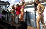 Bikini contest/windjammer isle of palms sc
