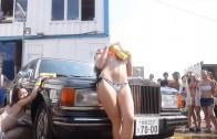 BLUE JAWS '13.08.11 開催Sexy Carwash!!