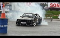 BMW 640RS Burnout @ Tuning World Bodensee 2015