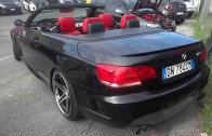 BMW M3 Cabrio Convertible Tuning Car Show – Video