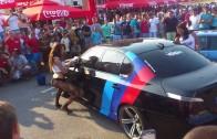 BMW M5 sexy car wash Amk VENOM