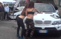 BMW X5 Auto Tuning Show Video