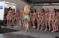 Booty Shaking Contest and Bikini Contest