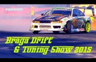 Braga Drift & Tuning Motor Show 2015 HD