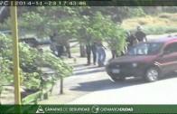 Cámaras de Seguridad: Localizan auto con pedido de secuestro