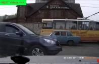 Car Crash very Shock dash camera 2015 NEW ★★★★★