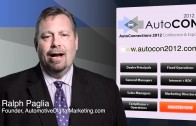 Car Dealer Marketing Workshop Tracks & Certifications at AutoCon 2012 | Sept 5-8 Las Vegas NV