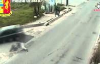Catanzaro, ruba auto con proprietario aggrappato: arrestato