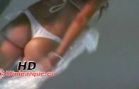 Chicas car audio sonido sobre ruedas STEFANI SARASTI Colombia Bikini Contest  3