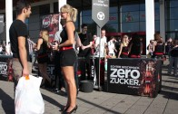 Coca Cola Zero Girls at Tuning World Bodensee 2012