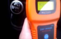 Come cancellare i codici di errore auto con OBD2 U281