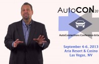 Come to AutoCon 2013 at the Aria Resort & Casino in Las Vegas