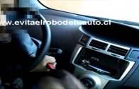Como encender un auto con un destornillador