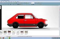 como plotear un auto con photofiltre x studio