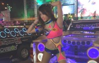 Coyote โคโยตี้ Girls Bangkok Motor Tuning Show Thailand