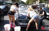 Découvrez Sexy Car Wash (MCM) en live à Paris (D-World – Buzzmoica.fr)