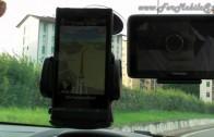 Demo navigazione GPS in auto con Navigon 4.1.1 su Sony Xperia S