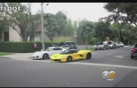 Dramatic Video Captures Alleged Street Race In Quiet Beverly Hills Neighborhood