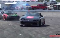 Drift Contest – NOPI Nationals 2014 Day-3 Video #1